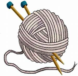ArtbyJean - Paper Crafts: Knitting Woold with Wood Needles ...
