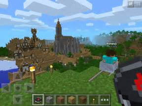 39 minecraft pocket edition 39 update is now available adds minecarts redstone and more