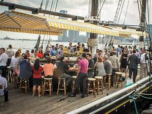 Devour unlimited oysters and booze aboard Grand Banks ...