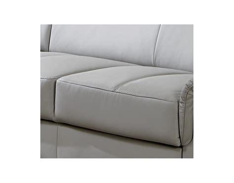 canapé coffre de rangement canapé 2 places karven avec coffre de rangement cuir