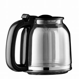 Glaskanne Für Kaffeemaschine : ersatzkanne aus glas f r kaffeemaschine red sense km 6330 von grundig ebay ~ Whattoseeinmadrid.com Haus und Dekorationen