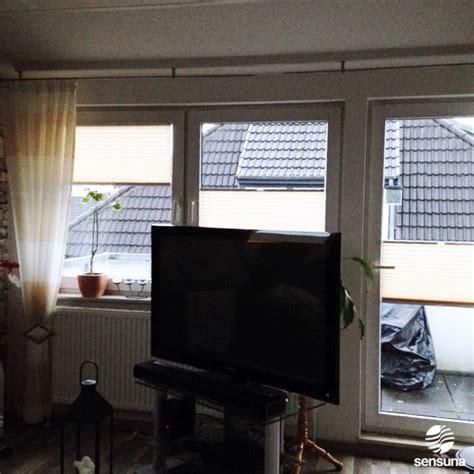 Sichtschutz Fenster Textil by Sichtschutz An Balkont 252 R Und Fenstern Dank Plissees
