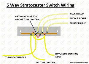 5 Wire Switch Schematic