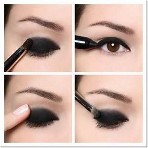 Quel Fard A Paupiere Pour Yeux Marron : tutoriel maquillage yeux marrons ~ Melissatoandfro.com Idées de Décoration