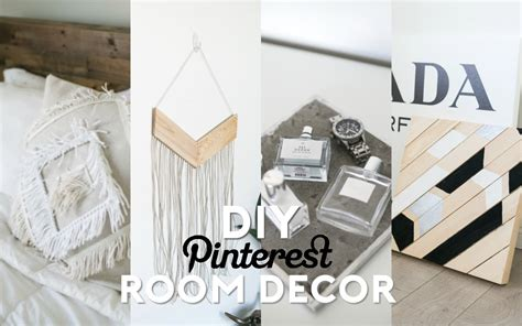 Best Pinterest Bedroom Decor Diy #17574