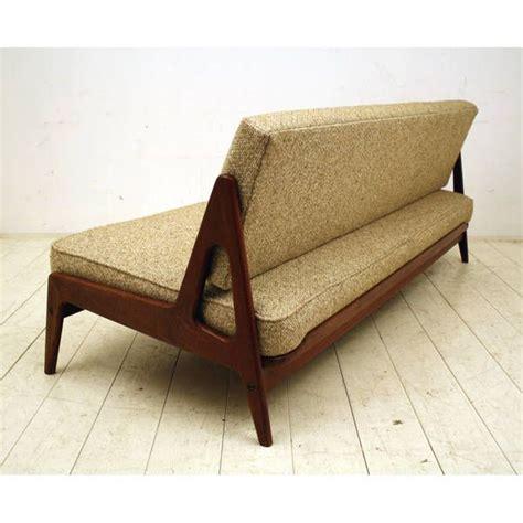 Retro Sleeper Sofa by Arne Wahl Iversen Sleeper Sofa For Komfort 1950s