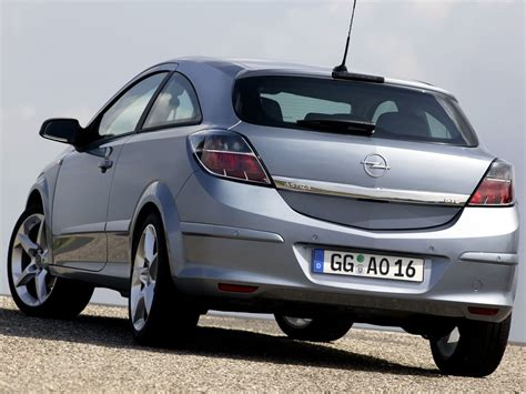 Opel Astra Gtc Picture 16763 Opel Photo Gallery
