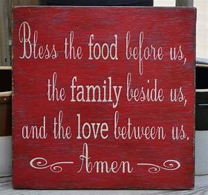 17 best ideas about red kitchen walls on pinterest red With kitchen colors with white cabinets with vinyl wall art scripture