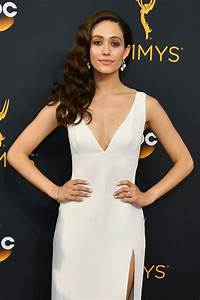 EMY ROSSUM at 68th Annual Primetime Emmy Awards in Los ...