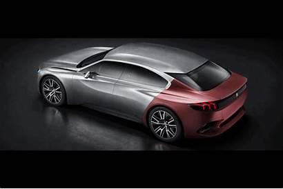 Peugeot Exalt Concept Ford Fusion Revs Daily
