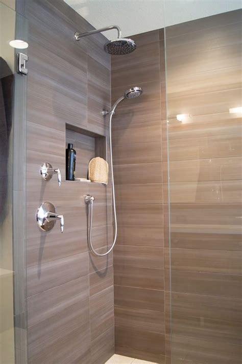 dual shower heads   rain type