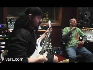 FPE-TV Mick Thomson Slipknot Rivera Guitar Amps - YouTube