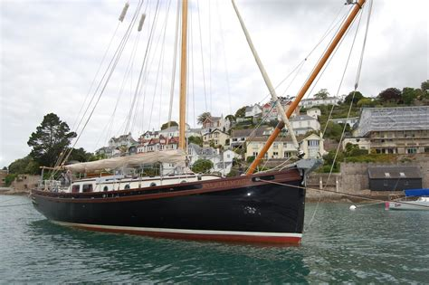 Small Punt Boats For Sale by 2001 Heard 35 Quay Punt Sail Boat For Sale Www