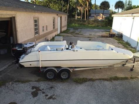 Key West Deck Boats by Key West Oasis 1996 For Sale For 8 995 Boats From Usa