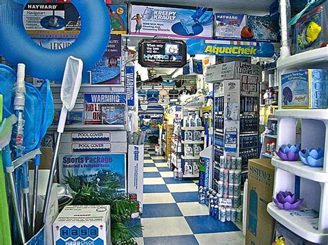 Dolphin Swimming Pool & Spa Maintenance Supplies In Los