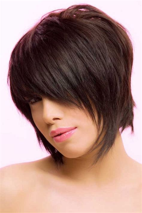 fabulous short layered bob hairstyles pretty designs
