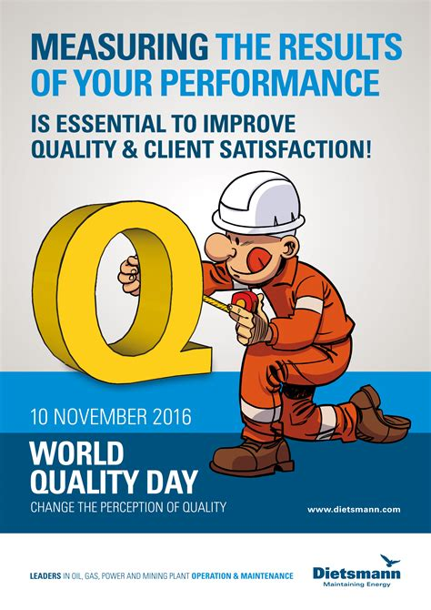 World Quality Day - Dietsmann