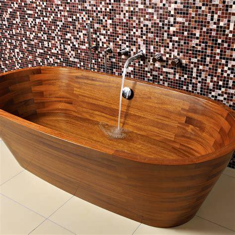 d 233 co salle de bain le retour des baignoires en bois