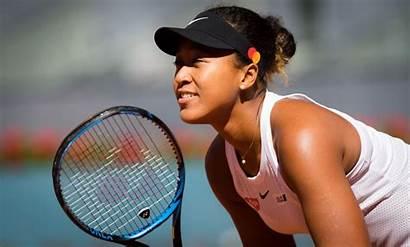 Osaka Naomi Tennis Player Number Madrid Open