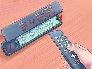 4 Ways To Repair A Remote Control