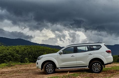 Review Nissan Terra by ค ยหล งข บ 2 Ppv ใหม Ford Everest Vs Nissan Terra