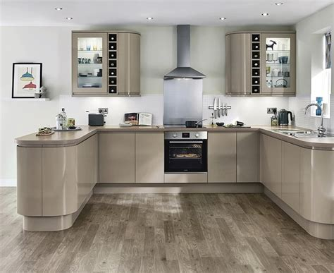 kitchens with large islands howdens doors kitchen 6634