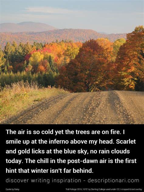 season  fall quotes  descriptions  inspire