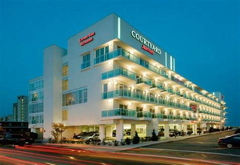 hotel courtyard ocean city oceanfront md booking com