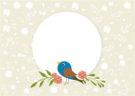 spring bird nature  vector graphic  pixabay