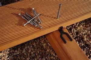 Spax Terrassenschrauben 5x50 : vid o 9 comment utiliser les cales en plastique terrasse en bois comment construire votre ~ Yasmunasinghe.com Haus und Dekorationen