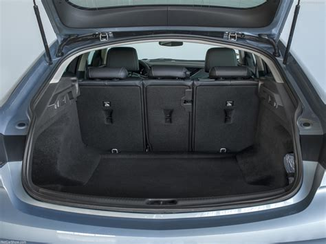Opel Insignia Trunk Space by Opel Insignia Grand Sport 2017 Picture 96 Of 135