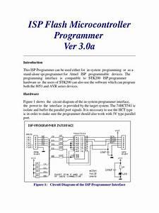 Isp Flash Microcontroller Programme 8051 Programmerr