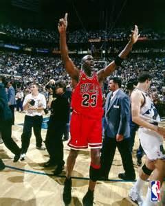 Michael Jordan NBA Championship
