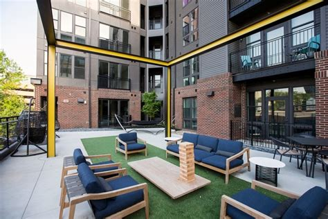 The Dillon Downtown Raleigh Apartments Raleigh NC