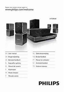 Philips Hts 9540 Home Theater Download Manual For Free Now
