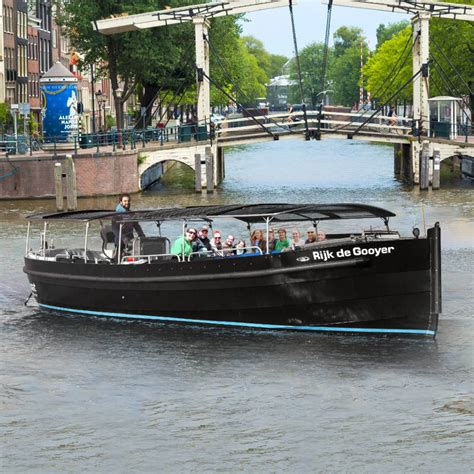 Small Boat Amsterdam amsterdam canal cruise with small boat canal cruises