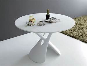 Table Basse Salon Ikea : table basse de salon ronde ikea le bois chez vous ~ Teatrodelosmanantiales.com Idées de Décoration