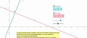 Schnittpunkt Zweier Geraden Berechnen Vektoren : lineare gleichungssysteme geogebra ~ Themetempest.com Abrechnung