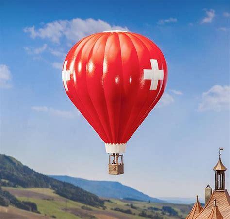 faller  hot air balloon
