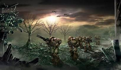 Tiberium Wars Conquer Command Concept Cnc3 Pc