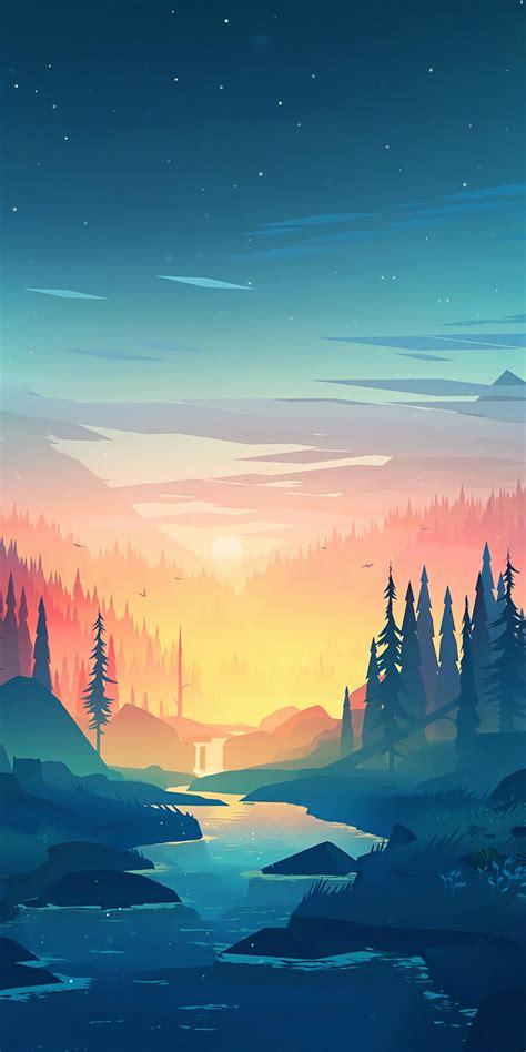 Artistic Iphone Xs Wallpaper by Vector Forest 8k Ultrahd Wallpaper Wallpaper Studio 10