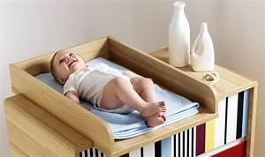 pack lit volutif table langer evolve mobilier chambre With chambre bébé design avec envoyer des fleurs a londres