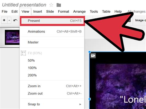 ways  add sound   google  wikihow