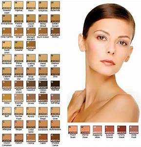 Brown Foundation Shade Chart Beauty Class Foundation Ep 1 Shade Blushoff