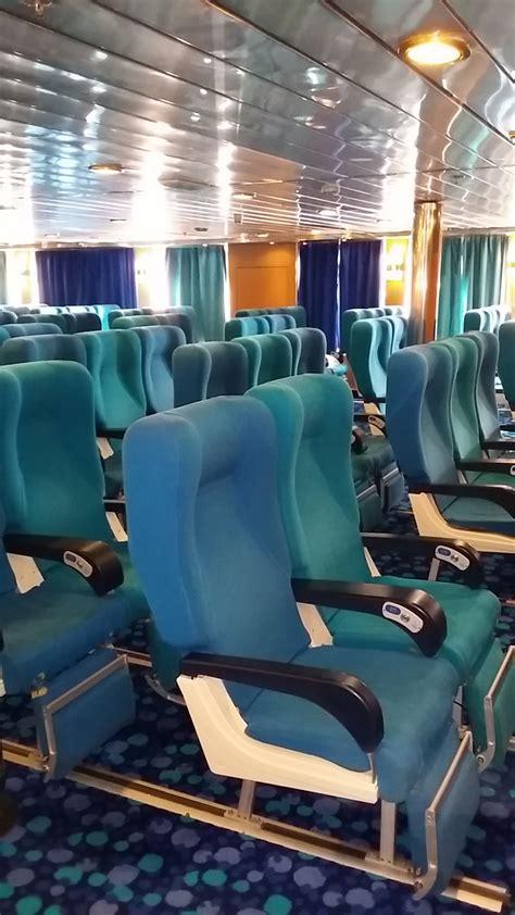 dormire  bordo   traghetto traghetticom blog