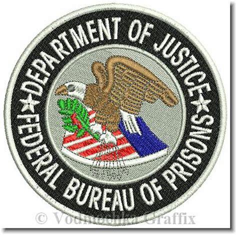 federal bureau of prisons bureau of prisons logo 3d images