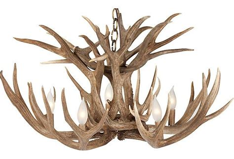 antler chandelier for the cabin 196 ventyr jakt