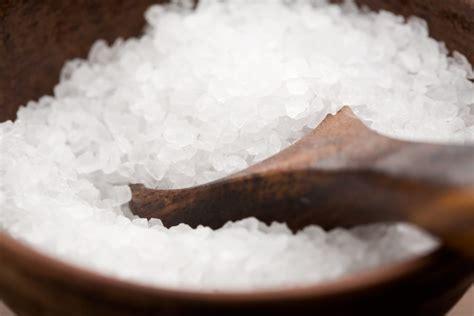 sel de nigari chlorure de magn 233 sium bienfaits et