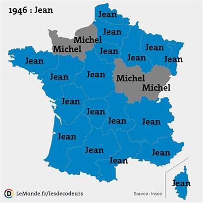 Names Popular France French Boys 1946 Last