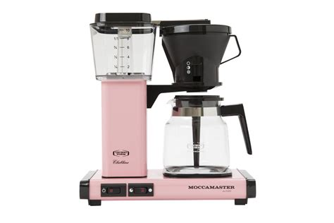 Coffee optimal brew coffee maker with thermal carafe. Technivorm Moccamaster: Nicest Drip Coffee Maker On Our List